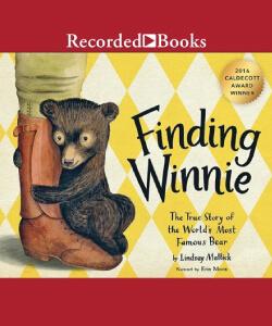 Erin Moon Finding Winnie Book
