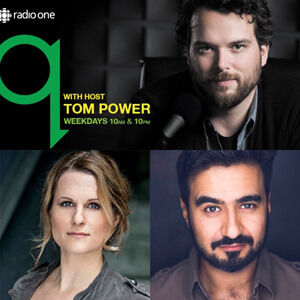 Erin Moon Q with Tom Powers